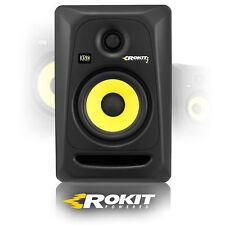 KRK Rokit RP5G3 Two-way Active Powered Speaker Studio Monitor Black 50w (Single)