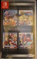 Kemco RPG Omnibus Asia Japanese/English subtitle NS BRAND NEW