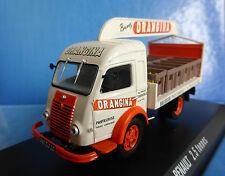 "Camion Renault Galion 2.5 tonnes Brasseur ""orangina"" 1/43 NOREV"