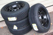 Winterräder NEU BMW E46 3er 6,5x15 ET41 5x120 195/65 R15 Syron Winterreifen ◄