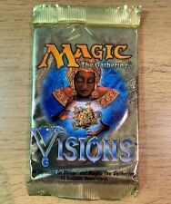 MTG: Visions Booster Pack - Factory Sealed - Magic The Gathering - English