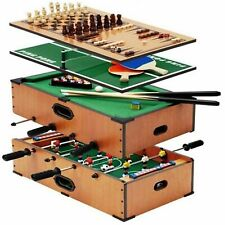 Oypla 5-in-1 Indoor Games, Table Top Set