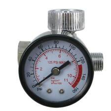 Pressure Regulato Spray Air Regulator with Pressure Gauge &Diaphragm Control zxc