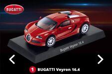 TAIWAN 7-11 Limited 1/64 HYPERCAR COLLECTION 1:64 BUGATTI Veyron16.4 Model Car