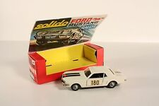"SOLIDO 147 à, FORD MUSTANG ""RACING"", Comme neuf in box #ab1741"