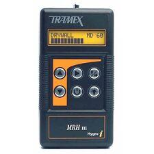 Tramex MRH III Digital Moisture & Humidity Meter (Supp with Aust Tax Invoice)
