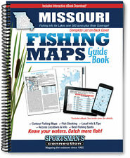 Missouri Fishing Map Guide: 2016 Edition - Sportsman's Connection