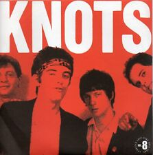 "THE KNOTS - HEARTBREAKER - PUNk 7"" KBD LTD EDITION RE-ISSUE"