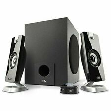 2.1 Subwoofer Speaker System with 18W of Power for Computer Laptops