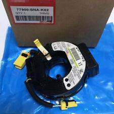 New Spiral Cable Clock Spring Sub-Assy Fit Honda CRV Civic 77900-SNA-K02