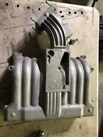 94 95 MUSTANG 5.0 302 ENGINE EFI UPPER INTAKE MANIFOLD PLENUM ALUMINUM OEM