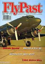Flypast 1994 April P-51,DC-3 Dakota,Vulcan,Meteor,Chipmunk