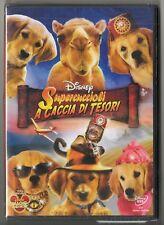WALT DISNEY DVD - SUPERCUCCIOLI A CACCIA DI TESORI - BIA 0290602 Z3A