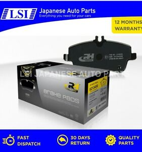 Roadhouse Brake Pads Heavy Duty for Renault Master 2013-on Rear with Wear Sensor