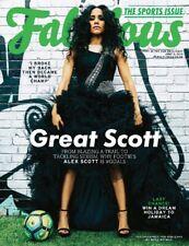 Fabulous Magazine June 2019: ALEX SCOTT COVER & FEATURE Gabby Logan