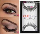 1 Pair AUTHENTIC RED CHERRY 38 Daisy False Eyelashes Human Hair Fake Eye Lashes