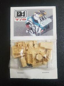 Gibson Racing Engines Mopar B1 Resincast kit 1:24-1:25
