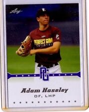 2013 Leaf Perfect Game PURPLE Adam Haseley Virginia Cavaliers Phillies 1st round