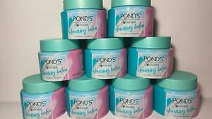 Pack of 9 ~ Pond's Cold Cream Cleansing Balm ~ 3.38 fl oz ea ~ NEW FULL SIZE