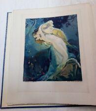 Goethe / Werther illustré par Auguste Leroux - 1928