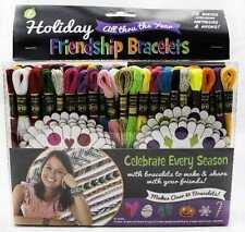 Friendship Bracelet Kits ~ Many to Choose From