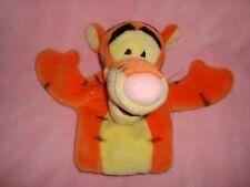 Disney Winnie the Pooh's Friend Tiger Hand Puppet Plush