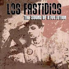 LOS FASTIDIOS - THE SOUND OF REVOLUTION (LP) NEU 2017 SKA Punk Street Punkrock