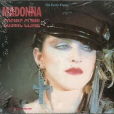 Madonna's Import Singles mit Musik-CD