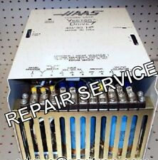 REPAIR SERVICE- HAAS 93-69-1010, 40/30 HP VECTOR DRIVE