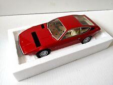 1:18 Minichamps Maserati Khamsin Red