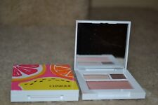 NEW LOT OF 2 COMPACTS - CLINIQUE POWDER EYE SHADOW & BLUSHER - SAMPLE