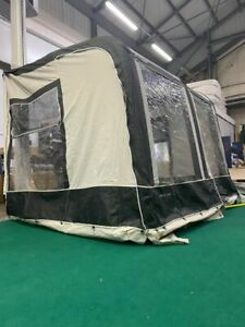 Bradcot aspire air 260 inflatable caravan porch awning id 368