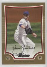 2009 Bowman Gold Johan Santana #57
