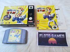 Jeu Earthworm Jim 3D pour Nintendo 64 N64 PAL Complet CIB - Floto Games