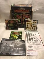 Command & Conquer: Tiberian Sun Firestorm (PC, 2000) - Original Box