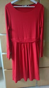 Boden / rotes Kleid / Abigail / Größe UK 16 R / Neu ohne Etikett