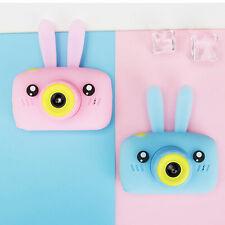 "New Pink Color Mini HD 1200W 2"" Digital Camera For Kids Children Cute Gift Xmas"
