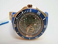 TechnoMarine Cruise Shark Men's Automatic Watch Blue Skeleton TM-118024 NH70A