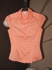 H&M hüftlange Damenblusen, - tops & -shirts im Blusen mit V-Ausschnitt