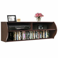 """48.5"""" Modern Floating Tv Stand Shelf Wall Mounted Hanging Audio/Video Console"""