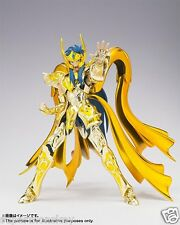 BANDAI SAINT SEIYA MYTH EX AQUARIUS CAMUS GOD CLOTH SOUL GOLD ACTION FIGURE