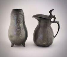 Antike Original-Vasen (bis Zinnobjekte