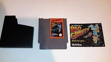 The Adventures of Rad Gravity ( Nintendo Nes ) European Version UKV