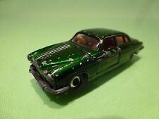 IMPY LONE STAR ROAD MASTER JAGUAR MK X - GREEN 1:64 - NICE CONDITION