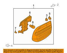 PORSCHE OEM 08-10 Cayenne-Taillight Tail Light Lamp Assy Right 95563148811