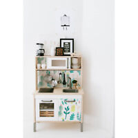 IKEA DUKTIG removable Decal self-adhesive sticker furniture cactus and plants