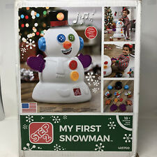 Step 2 My First Snowman Christmas Toy