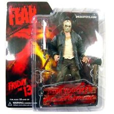 Jason Voorhees Masked 7in Figure Friday 13th Mezco Toys Cinema of Fear
