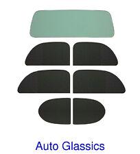 1937 Plymouth P3 2 Door Sedan Classic Auto Glass Kit NEW Replacement Windows
