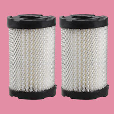 2x Air Filter For Tecumseh 35066, 740019B, 740095 Craftsman 33342, 63087A